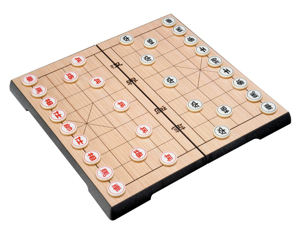 Magnetic Games - Magnetic Chinese Chess