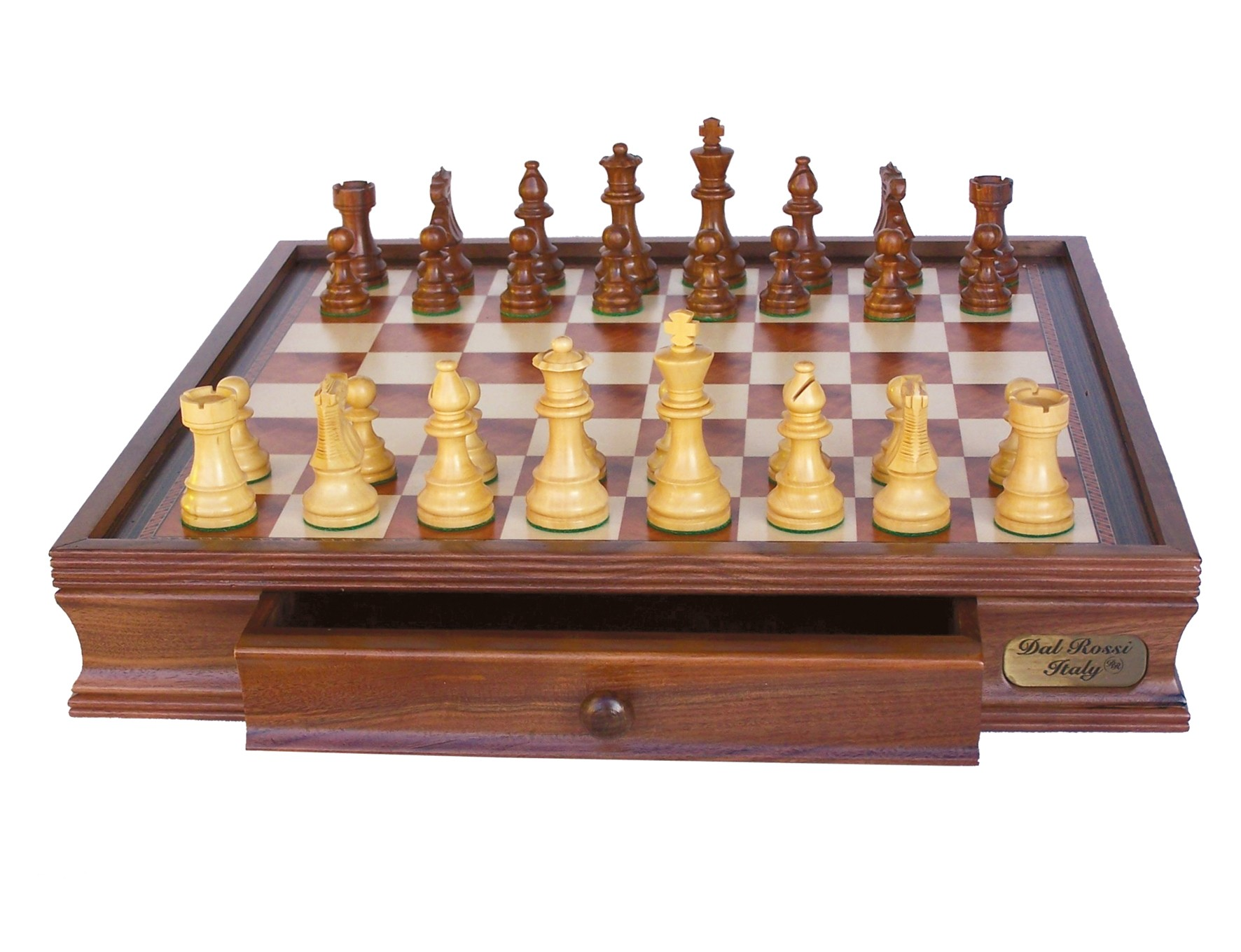 """Dal Rossi Italy Chess Set 20"""""""