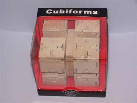 Le Mi Arts Series - Cubiform Puzzle No 1