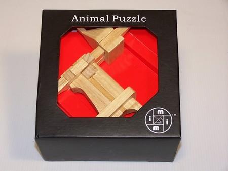 Le Mi Arts Series - Animal Puzzle-Dog