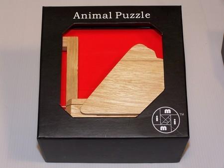 Le Mi Arts Series - Animal Puzzle-Swan