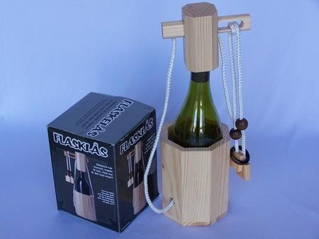 Wine Bottle Puzzle