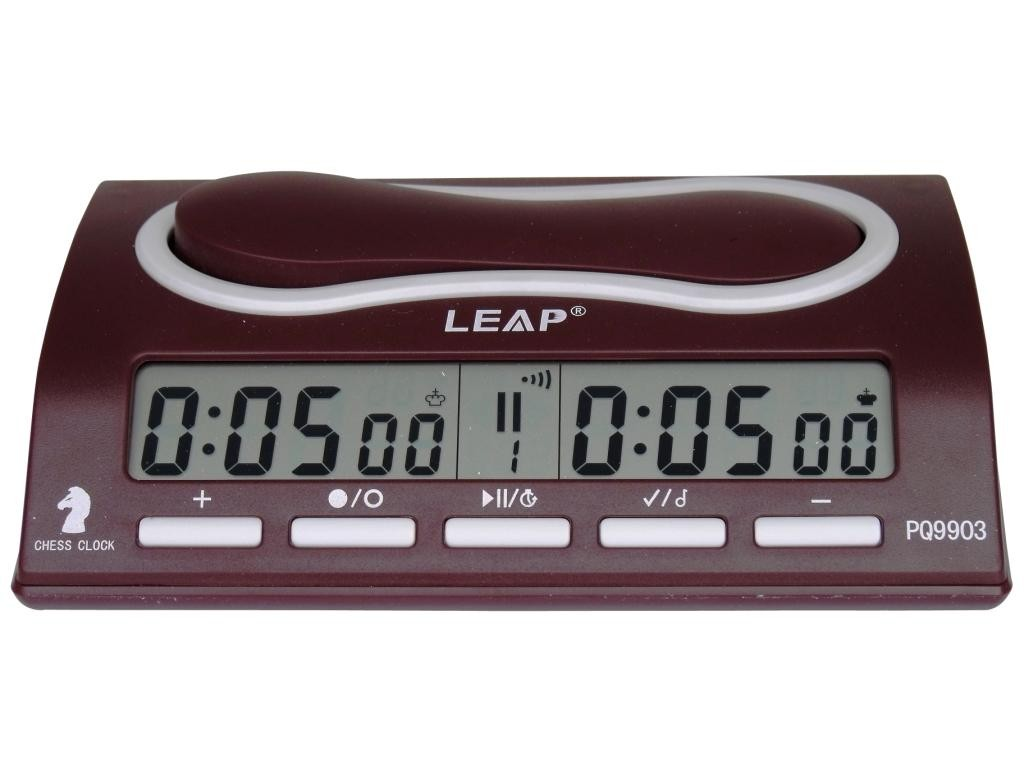 Chess Timers - Timer digital black