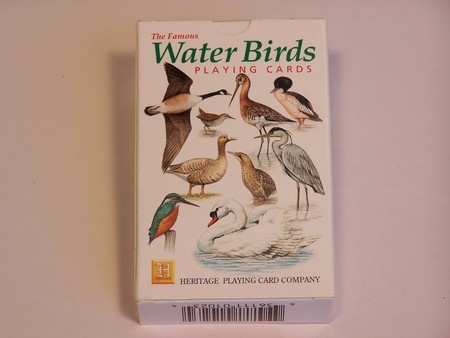 Heritage Playing Cards - Water Birds