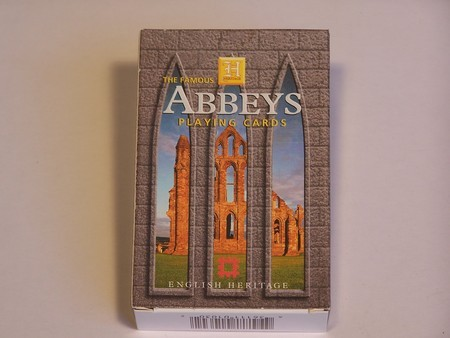 Heritage Playing Cards - Abbeys