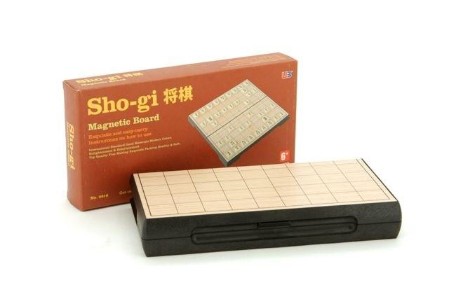 "Magnetic Games - Magnetic ""Sho-Gi"" 10"""