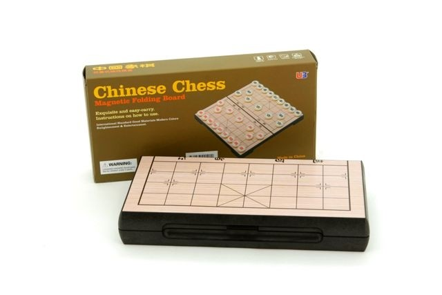 "Magnetic Games - Magnetic ""Chinese Chess"" 10"""