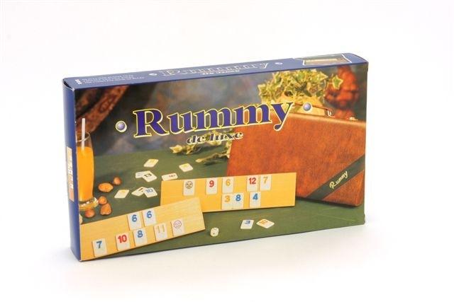 Rummy set, large attache case