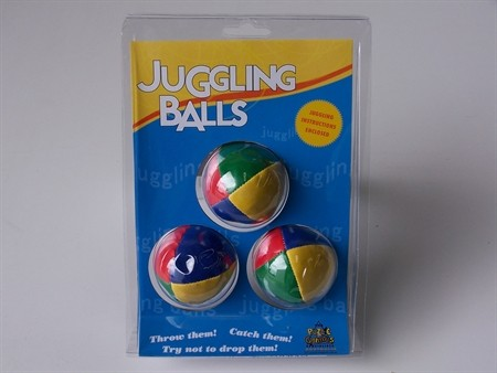 Miscellaneous Games - Juggling balls, small, cylinder of3