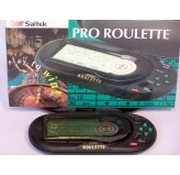 Electronic Casino Games - Pro Roulette, hand held portable