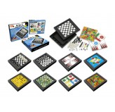 Magnetic Games - 8 in 1 magnetic game set 8""