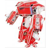 """3D Puzzles: """"DEFORMED ROBOT"""""""