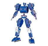 """3D Puzzles: """"ROBOT 1"""""""