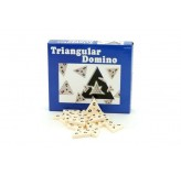 Dominoes - Triangular dominoes