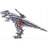 "3D Puzzles: ""THE ROBOT TYRANNOSAURUS"""