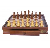 Dal Rossi Italy Chess Set 20""
