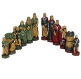Dal Rossi Italy, Robin Hood Chessmen