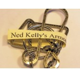 HERITAGE Metal Puzzles - Ned Kelly's Armour