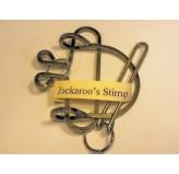 HERITAGE Metal Puzzles - Jackaroo's Stirrup