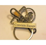 HERITAGE Metal Puzzles - Convicts Escape
