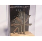 Colonial Classics Metal Wood Base - Cricketer's Torment