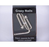 Crazy Nails Chrome Puzzle