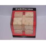 Le Mi Arts Series - Cubiform Puzzle No 1