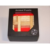 Le Mi Arts Series - Animal Puzzle-Elephant