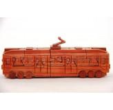 3D Puzzles - Tram