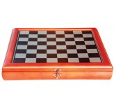 Chess Board + Storage Box  45cm ONLY