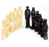 Dal Rossi Italy, Gods of Mythology Chessmen