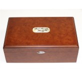 Dal Rossi Italy Chess Pieces - Storage Box  to suit 85mm or 95mm