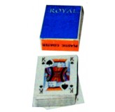 Playing Cards - Royal Mini Patience
