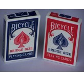 Playing Cards - Bicycle Bridge, single pack only