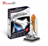 "Cubic Fun - 3D Puzzle: ""Discovery Shuttle"" Space Ship"