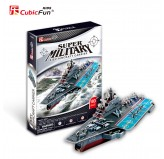 "Cubic Fun - 3D Puzzle: ""Super Military - Kiev Aircraft Carrier"""