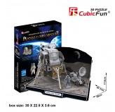 "Cubic Fun - 3D Puzzle: ""Apollo Lunar Module"""