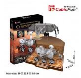 "Cubic Fun - 3D Puzzle: ""Curiosity Rover"""