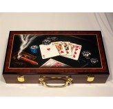 Las Vegas Collectionatt - case 500 Chips 11.5grms