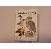 Heritage Playing Cards - Garden birds Of Britain