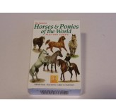 Heritage Playing Cards - Horses of the world