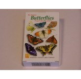 Heritage Playing Cards - Butterflies, European species