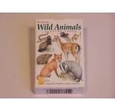 Heritage Playing Cards - Wild Animals