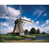 1000pc Play NOW! Jigsaw Puzzle - Mill, The Netherlands