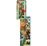 1000pc Play NOW! Verticle Jigsaw - Jungle