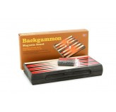 Magnetic Games - Backgammon 10""