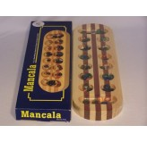 Mankala Games - Mankala/Kalaha wood 45cm