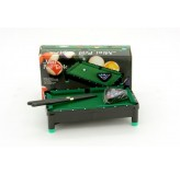Miscellaneous Games - Pool table set, mini