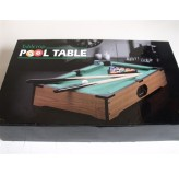 Miscellaneous Games - Pool Table Large 51x31x10cm