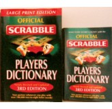 Books - Scrabble Dictionary, 4rd edition